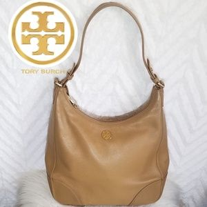 Tory Burch Bags | Tori Burch Hobo Bag | Color: Bro